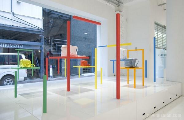 日本东京 Issey Miyake 精品店设计 精品店设计 旗舰店设计 店面设计 商业空间设计 专卖店设计