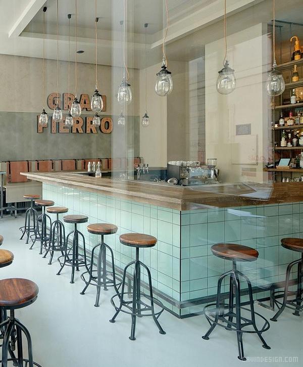 布拉格 Gran Fierro 阿根廷餐厅设计 餐厅设计 店面设计 商业空间设计