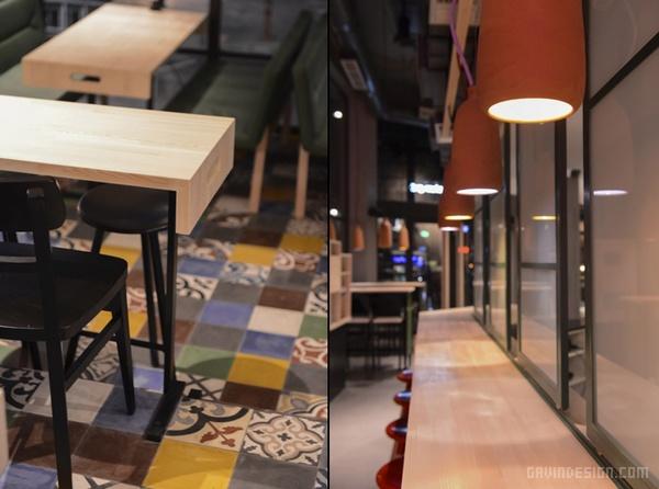 希腊 Ancho 墨西哥烧烤餐厅设计 餐厅设计 烧烤店设计 店面设计 墨西哥 商业空间设计