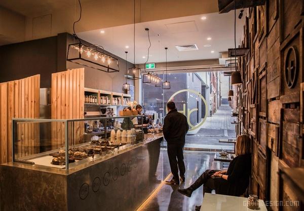 澳大利亚墨尔本 Raw Trader 甜品店设计 餐厅设计 甜品店设计 店面设计 商业空间设计 专卖店设计