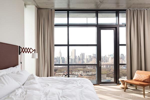 美国纽约 Boro 酒店设计 酒店设计 美国