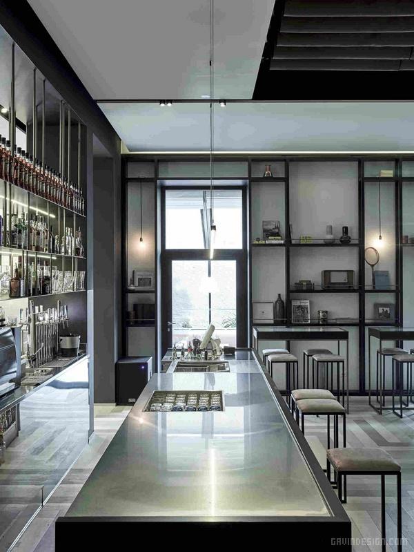 瑞士 Sport Cafè 餐厅咖啡馆设计 餐厅设计 店面设计 商业空间设计 咖啡馆设计
