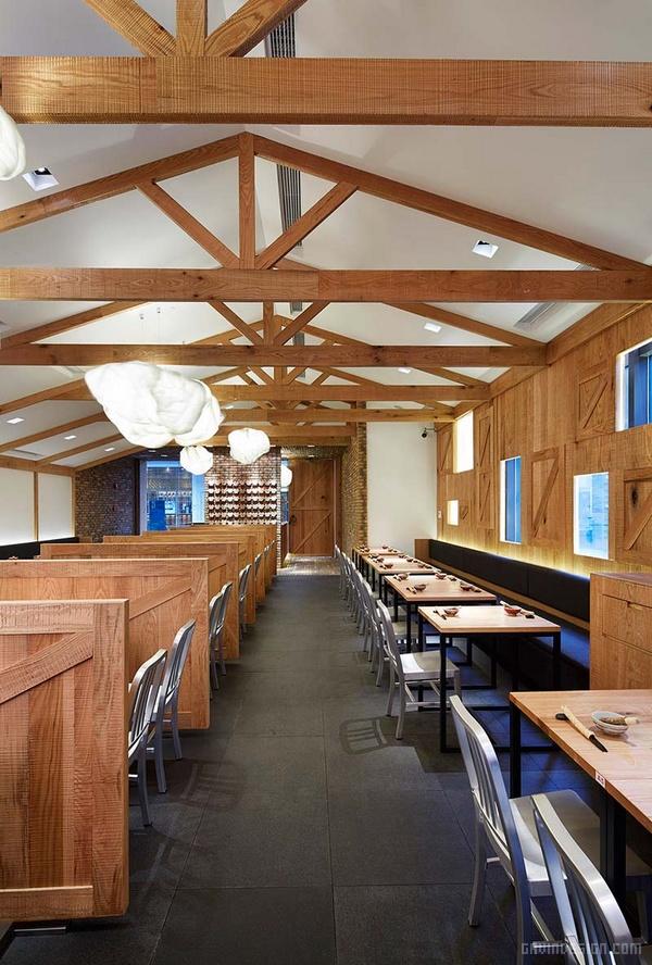 上海721幸福牧场主题餐厅设计 餐厅设计 店面设计 商业空间设计 上海