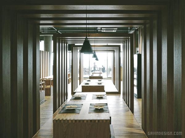 深圳 fun.noodle bar 餐厅设计 餐厅设计 深圳 店面设计 商业空间设计 中国