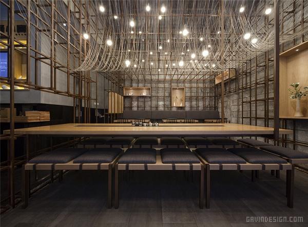 湖南长沙隆小宝面馆设计 餐厅设计 面馆设计 店面设计 商业空间设计 中国