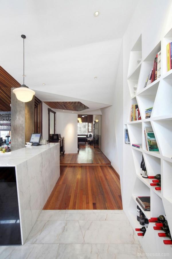 上海 DAGA 咖啡厅设计 餐厅设计 店面设计 商业空间设计 咖啡厅设计 中国 上海