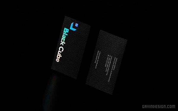 Black Cube 艺术博物馆视觉形象设计 画册设计 海报设计 标志设计 名片设计 博物馆设计 VI设计 SI设计