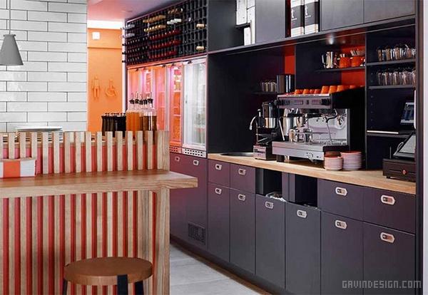 英国布里斯托尔 Pizza Workshop 披萨店VI设计 餐厅设计 菜单设计 店面设计 商业空间设计 包装设计 VI设计 SI设计