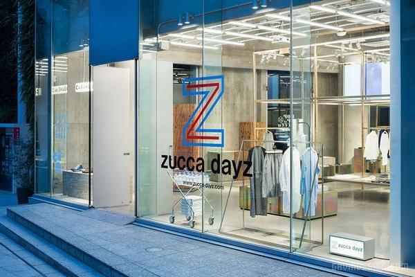 日本东京 CABANE de ZUCCa 专卖店设计 日本 旗舰店设计 店面设计 商业空间设计 专卖店设计