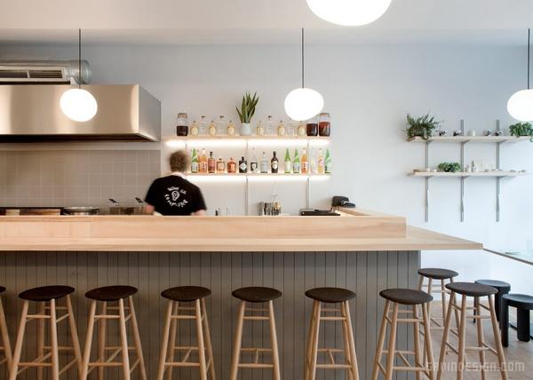 日本大阪 Satoduto 店面设计 餐厅设计 日本 店面设计 商业空间设计