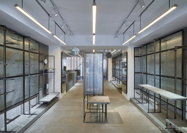香港 Cote&Ciel 精品店设计 香港 精品店设计 店面设计 商业空间设计 专卖店设计