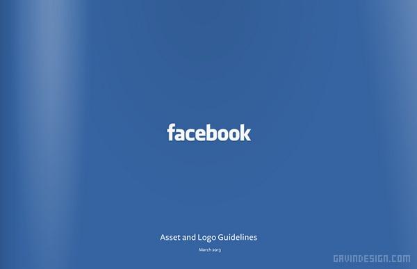 Facebook(脸谱)VI设计 VI设计