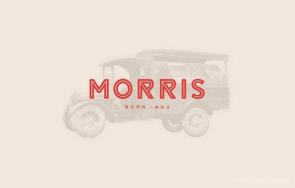 Morris 移动餐厅VI设计 网站设计 标志设计 店面设计 图标设计 名片设计 包装设计 VI设计 SI设计