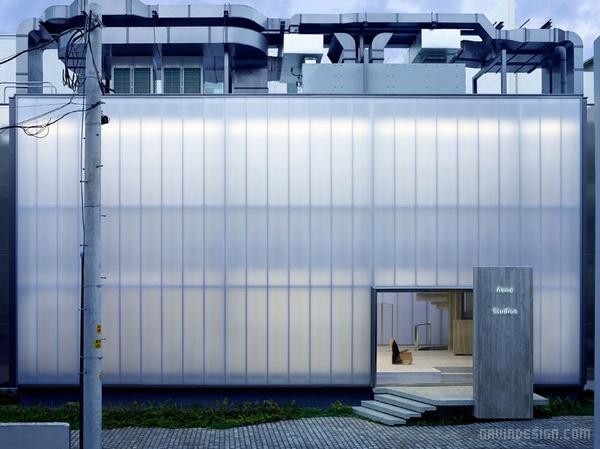 首尔艾克妮(acne studios)旗舰店设计 韩国 旗舰店设计 店面设计 商业空间设计 专卖店设计