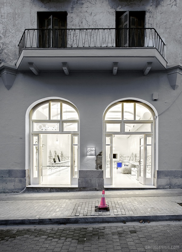 希腊哈尔基达 C 29 眼镜店设计 眼镜店设计 橱窗设计 店面设计 希腊 商业空间设计 专卖店设计