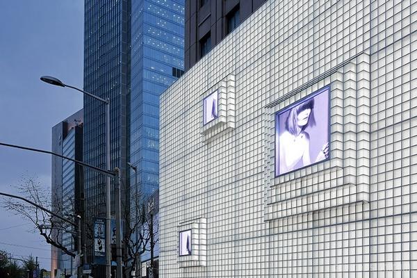宝姿1961上海旗舰店外立面设计 旗舰店设计 店面设计 商业空间设计 中国 专卖店设计 上海
