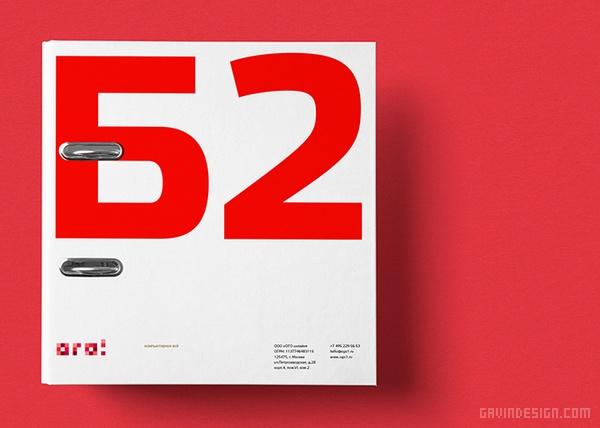 莫斯科 OGO 电商品牌形象设计 画册设计 海报设计 标志设计 品牌形象设计 VI设计