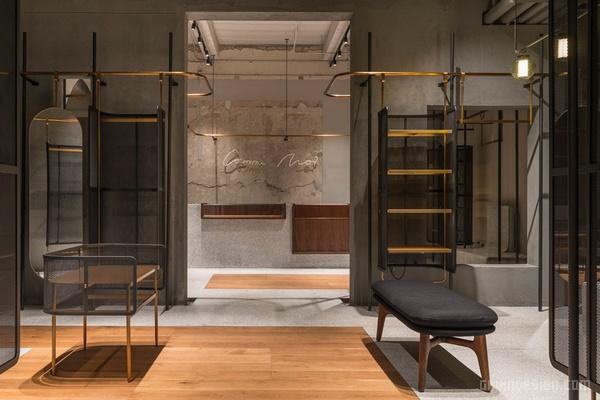 上海 Comme Moi 旗舰店设计 旗舰店设计 店面设计 商业空间设计 中国 专卖店设计 上海