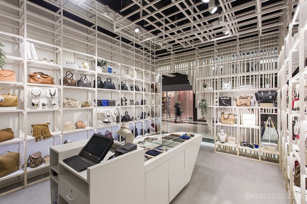 西班牙巴塞罗那 Mynt 旗舰店设计 旗舰店设计 店面设计 商业空间设计 专卖店设计