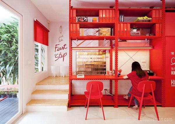 泰国曼谷 Apos2 办公室设计 泰国 工作室设计 办公空间设计 办公室设计