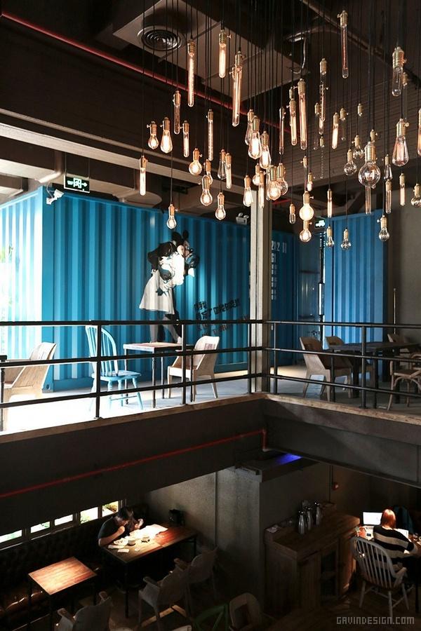 上海 Tata Coffee 咖啡厅设计 餐厅设计 店面设计 商业空间设计 咖啡厅设计 中国 上海