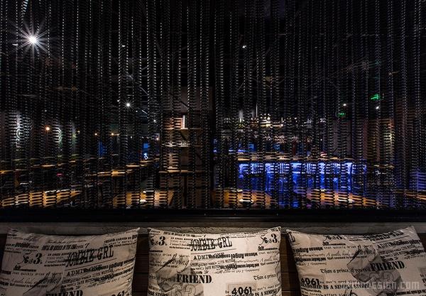 北京串亭烧烤居酒屋餐厅设计 餐厅设计 酒吧设计 烧烤店设计 商业空间设计 北京 中国