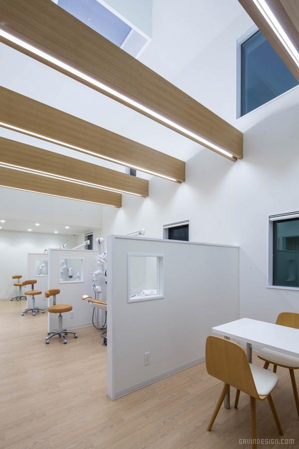 日本爱知县Yokoi牙科诊所设计 诊所设计 牙所设计 日本