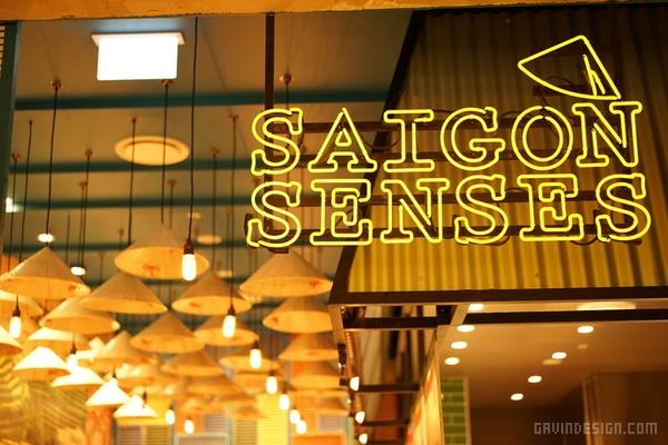 澳大利亚伍伦贡市 Saigon Senses 餐厅设计 餐厅设计 澳大利亚 店面设计 商业空间设计