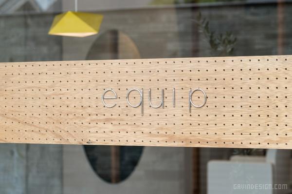 """东京""""equip""""美发沙龙设计 美发沙龙设计 理发店设计 店面设计 商业空间设计 东京"""