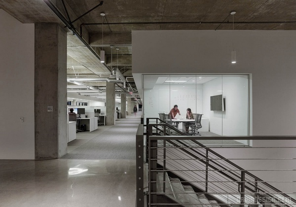 美国洛杉矶 C.I.M. Group 总部设计 美国 办公空间设计 办公室设计