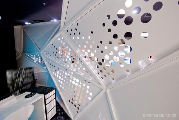 波兰 Frivole 香水店设计 香水店设计 店面设计 商业空间设计 专卖店设计