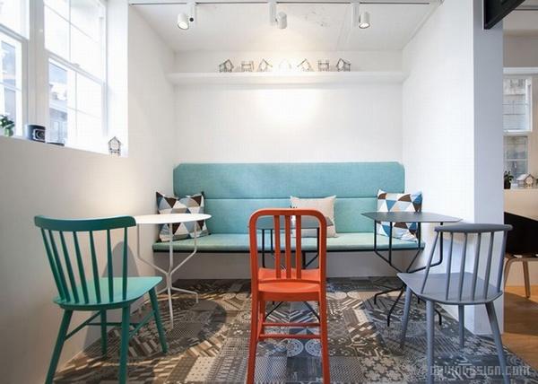 韩国首尔 KAFé NORDIC 咖啡厅设计 韩国 酒吧设计 咖啡馆设计 咖啡厅设计
