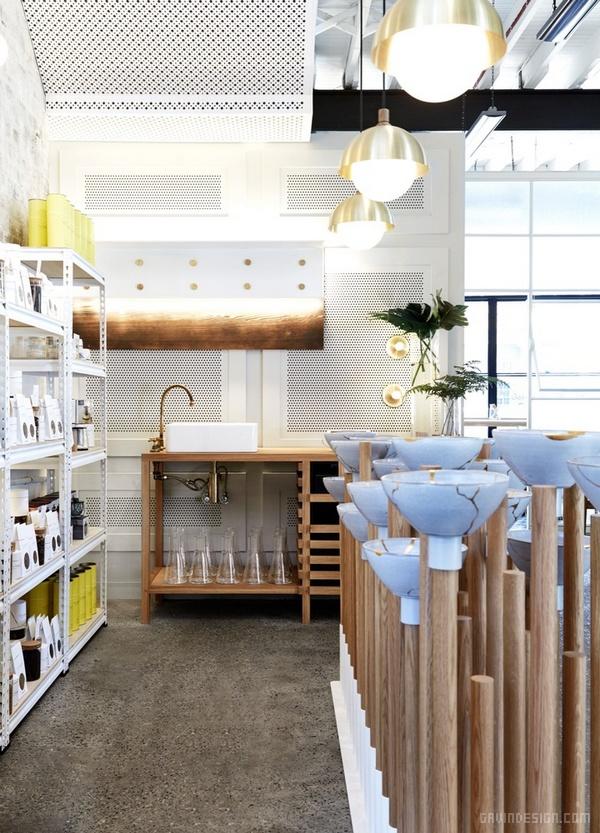 澳大利亚雷德芬 The Rabbit Hole 茶饮吧设计 饮品店设计 茶叶店设计 澳大利亚 店面设计 商业空间设计