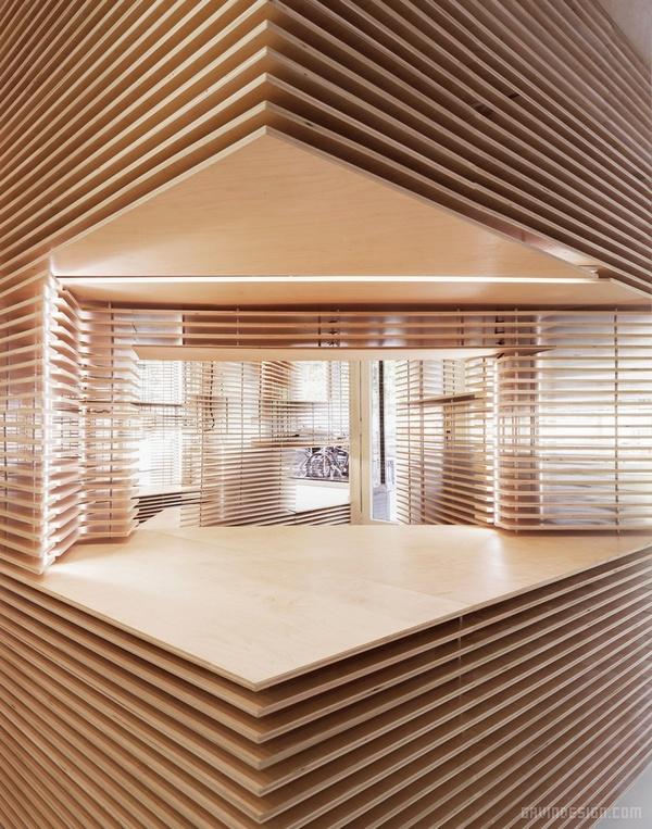 美国纽约 FEIT 旗舰店设计 美国 橱窗设计 概念店设计 旗舰店设计 商业空间设计 专卖店设计