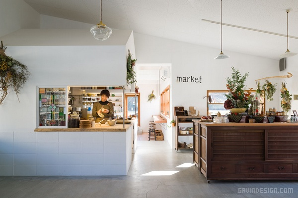 日本大阪鼻町 SATODUTO 餐厅设计 餐厅设计 日本 店面设计 商业空间设计