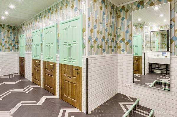 莫斯科Obed Bufet餐厅设计 餐厅设计 店面设计 商业空间设计