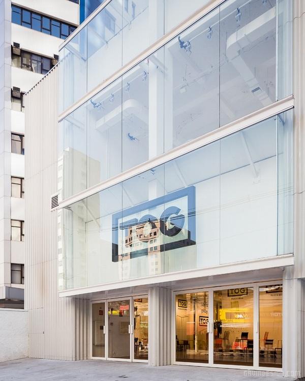 旗舰店设计_巴西圣保罗 TOG 定制家具旗舰店设计 | 戈者设计