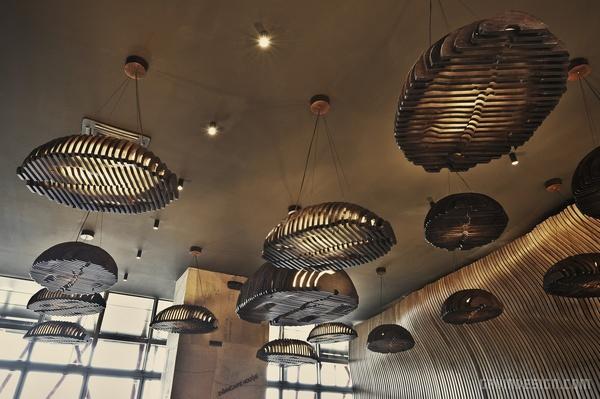 科索沃 Don Café 主题咖啡厅设计 餐厅设计 店面设计 商业空间设计 咖啡厅设计