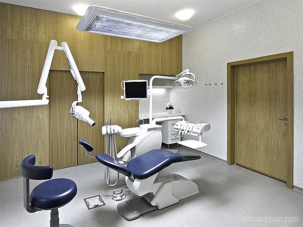 vision 牙科诊所设计
