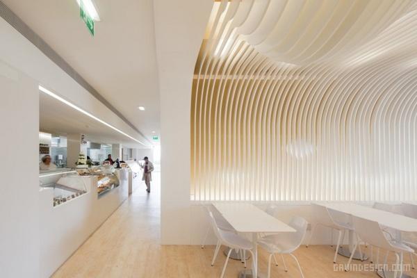 葡萄牙波尔图面包店设计 面包店设计 烘焙店设计 店面设计 商业空间设计 专卖店设计