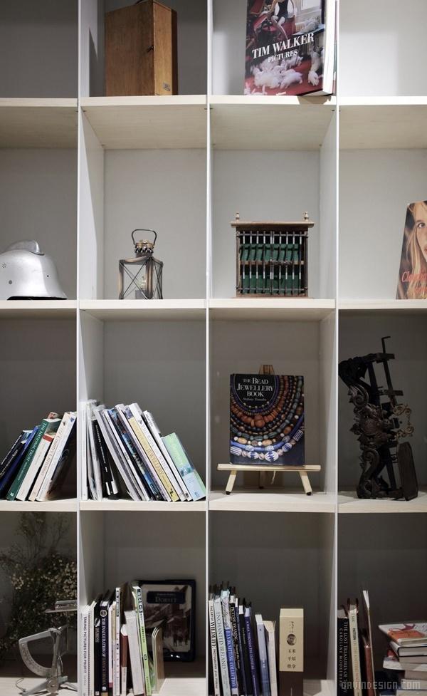 福州若可生活馆设计 生活馆设计 店面设计 家居店设计 商业空间设计 书吧设计 中国