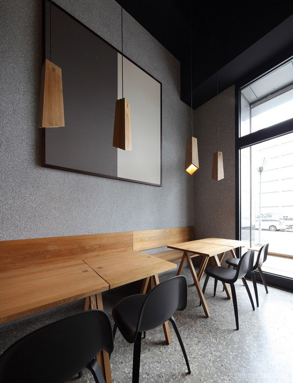 台北 TRIVOC 咖啡厅设计 餐厅设计 店面设计 商业空间设计 咖啡厅设计 台湾 北京