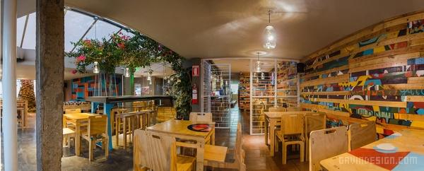 厄瓜多尔 Glitch 酒吧设计 餐厅设计 酒吧设计 店面设计 商业空间设计