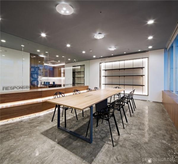中国广州 ELLE 办公室设计 广州 办公空间设计 办公室设计 中国