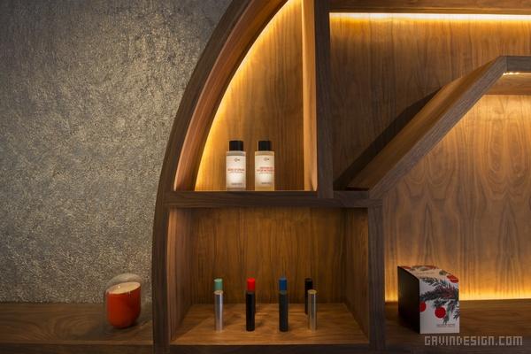 纽约 Frederic Malle 香水店设计 香水店设计 美国 店面设计 商业空间设计 化妆品店设计 专卖店设计