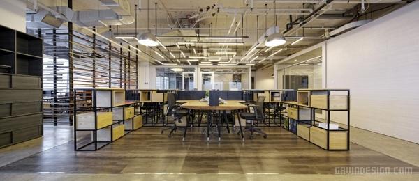 BBDO 广告公司印度尼西亚办公室设计 办公空间设计 办公室设计