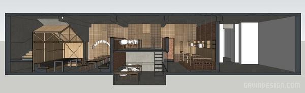 北京伴山咖啡馆设计 店面设计 商业空间设计 咖啡馆设计 北京 中国