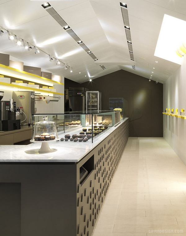 台北 Les Bébés Cupcakery 蛋糕店设计 蛋糕店设计 甜品店设计 店面设计 商业空间设计 台湾 中国 专卖店设计