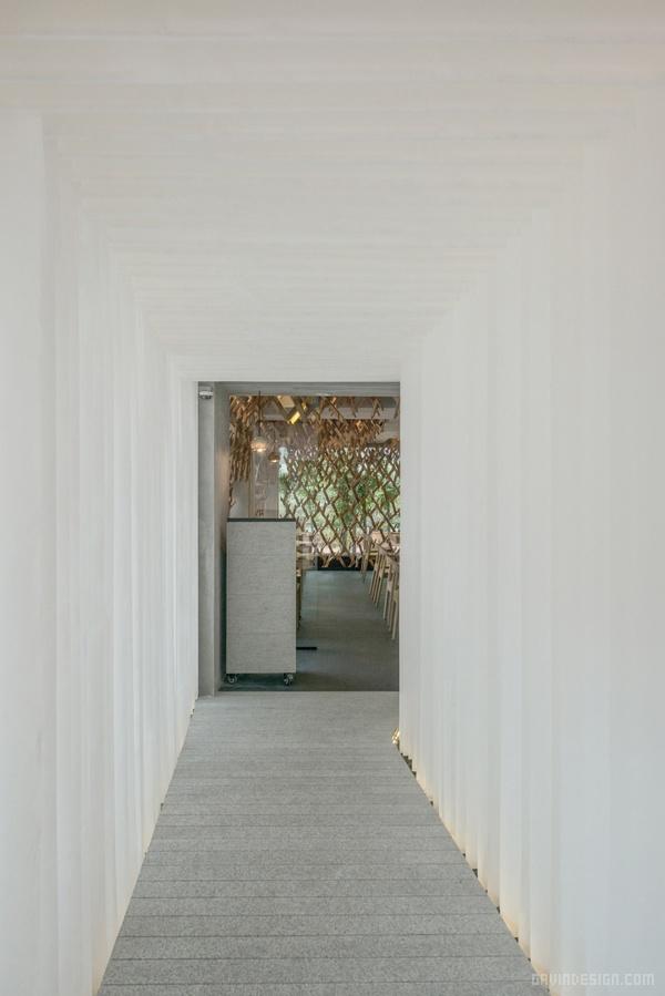 新加坡 Wild Rocket 餐厅设计 餐厅设计 新加坡 店面设计 商业空间设计