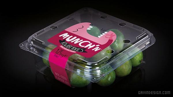 Freshmax 农产品企业VI设计 标志设计 名片设计 包装设计 VI设计